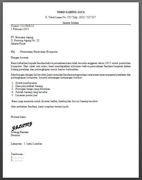 45++ Contoh surat perkenalan perusahaan elektronik terbaru yang baik