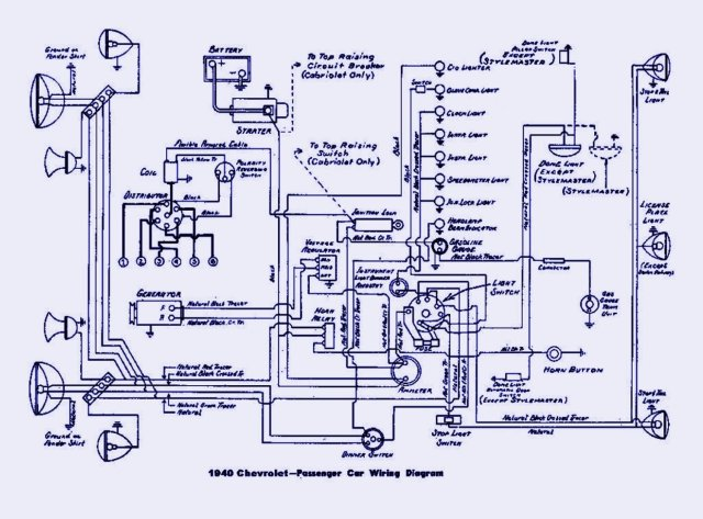 Automotive Electrical Wiring Diagram  U2013 Gambarin Us  U2013 Backup Gambar