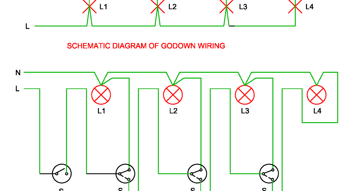 godown wiring connection diagram wiring diagram wiring diagram symbols application of godown wiring #11