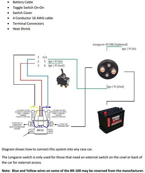 Wiring Diagram For Race Car Kill Switch  U2013 Backup Gambar